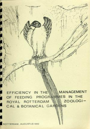 <strong>Efficiency in the management of feeding programmes in the Royal Rotterdam Zoological & Botanical Gardens</strong>, Rotterdam, 1982