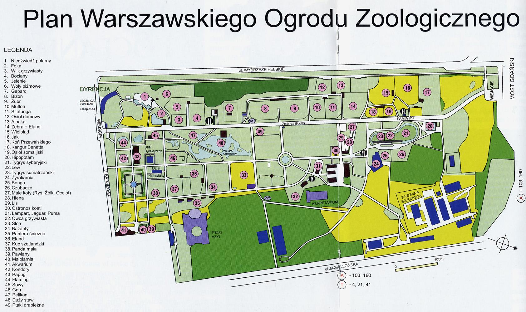 Index Of Zoos Europe Pologne Warszawa Maps